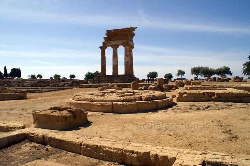 Colonnato storico